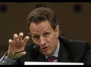 Timothy Geithner claw