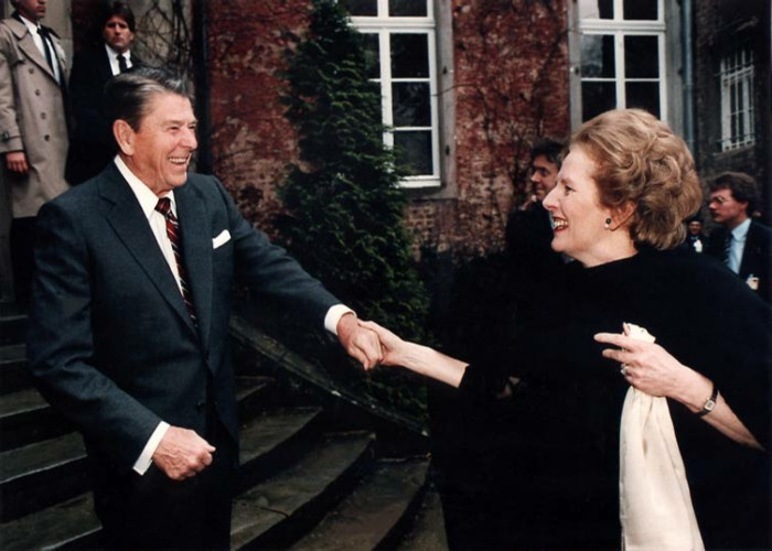 magaret thatcher a neoliberal British prime minister theresa may's election pitch rejected many of the ideals which margaret thatcher championed photo: wpa poolour banks were a joke, never able.